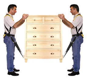 Cal-Osha Accepted,  Perfect for movers, furniture dealers